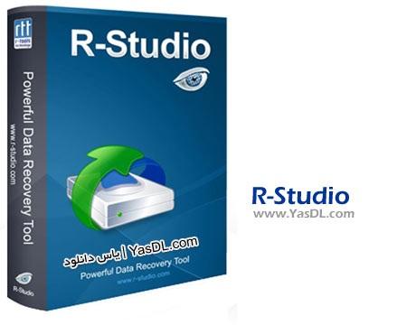 دانلود R-Studio 7.7 Build 159149 Network Edition + Portable - بازیابی اطلاعات از دست رفته