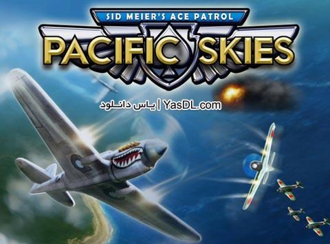 دانلود بازی کم حجم Sid Meiers Ace Patrol Pacific Skies برای PC