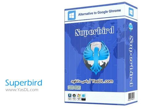دانلود Superbird 31.0.1651.1 Final - مرورگر سریع و قدرتمند سوپر برد