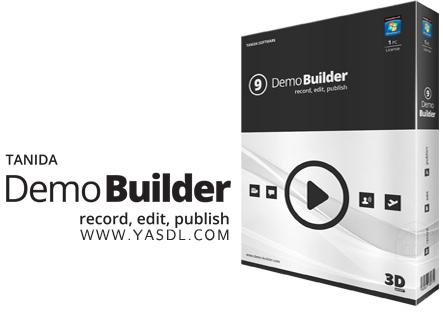 Tanida Demo Builder 9.1.1.0 - دانلود نرم افزار ساخت فیلم های آموزشی