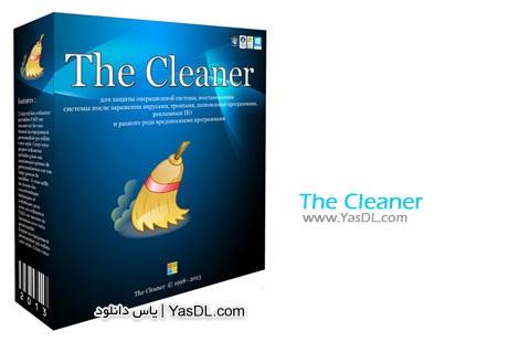 دانلود The Cleaner 9.0.0.1123 محافظت از سیستم در برابر بد افزارها