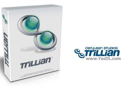 دانلود Trillian Pro 5.5 Build 19 - نرم افزار مسنجر چت اکانت های معروف