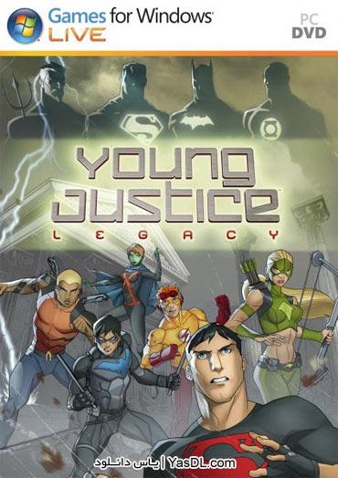دانلود بازی Young Justice Legacy برای PC