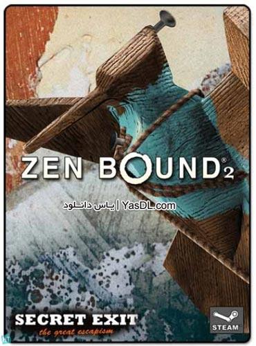 دانلود بازی کم حجم Zen Bound 2 برای PC