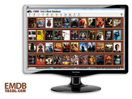دانلود EMDB 1.95 - نرم افزار جمع آوری اطلاعات و پوستر فیلم ها از سایت IMDB