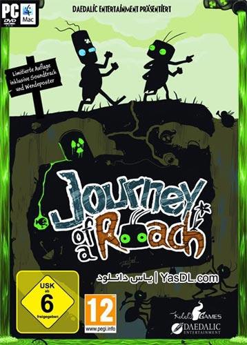 دانلود بازی Journey of a Roach برای PC