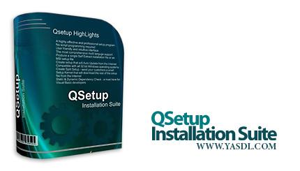 دانلود QSetup Installation Suite v11.0.0.5 - نرم افزار ساخت Setup