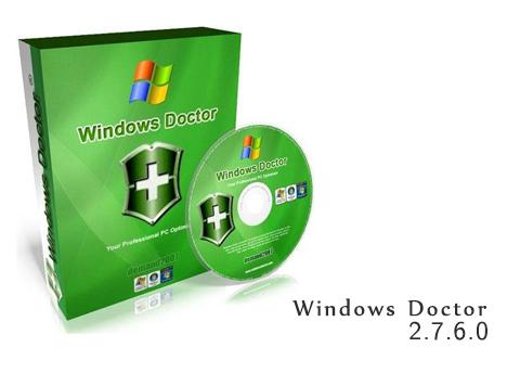 دانلود Windows Doctor 2.8.0.0 + Portable - نرم افزار رفع مشکلات ویندوز