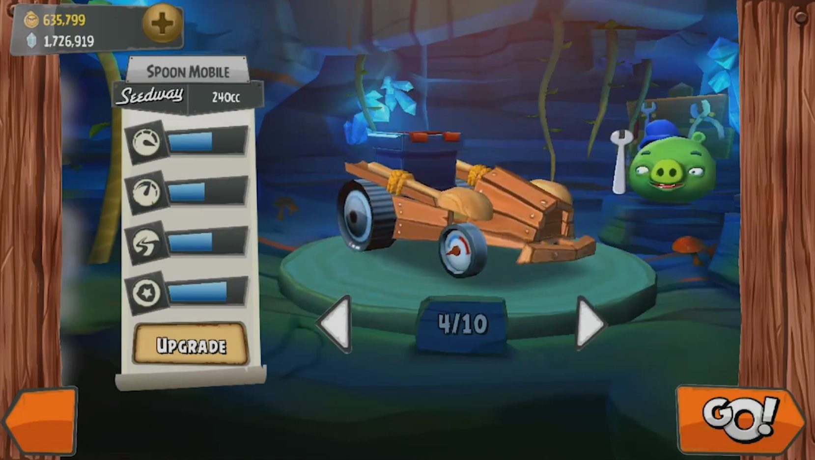 Angry Birds Car Racing Games