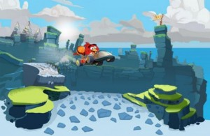 Angry Birds GO Android ScreenShot 3