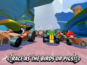 Angry Birds GO Android ScreenShot 4