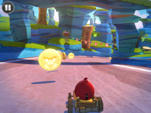 Angry Birds GO Android ScreenShot 5