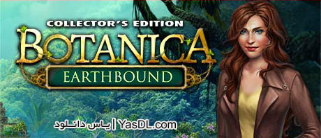 دانلود بازی Botanica Earthbound Collectors Edition برای PC