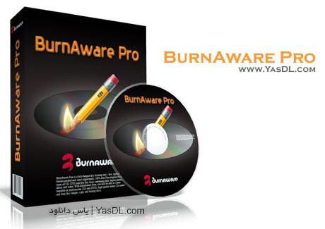 دانلود BurnAware Professional 6.9.2 – رایت آسان و حرفه ای