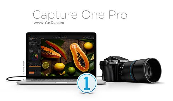 دانلود Capture One Pro ویرایش حرفه ای تصاویر دیجیتال