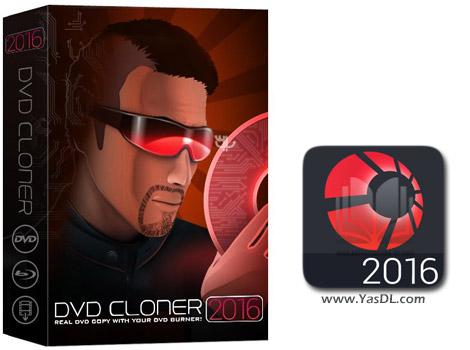 دانلود DVD-Cloner 2016 / Gold / Platinum 13.20.1414 - کپی فرمت های DVD