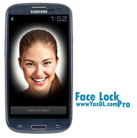 دانلود Face Lock Pro v2.7.7 - برنامه قفل تشخیص چهره برای اندروید