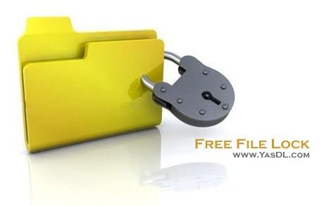 دانلود Free File Lock 2.1.5 - نرم افزار رمزگذاری بر روی فایل ها و پوشه ها