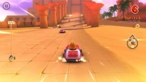 Garfield Kart ScreenShot 3