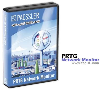 دانلود PRTG Network Monitor 15.3.19.4027 - مدیریت و نظارت بر شبکه