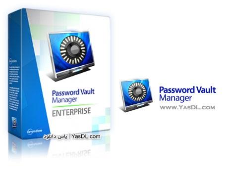 دانلود Password Vault Manager Enterprise 5.0.4.0 - نرم افزار مدیریت رمز عبور