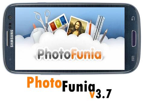 دانلود PhotoFunia v3.7   قرار دادن چهره شما در عکس برای اندروید