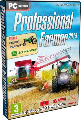 دانلود بازی Professional Farmer 2014 برای PC