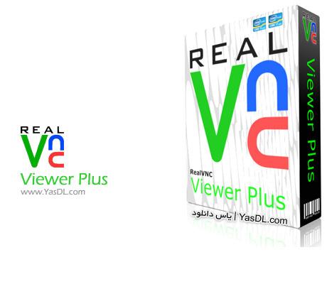 دانلود RealVNC Enterprise نرم افزار کنترل از راه دور سیستم