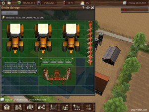The Planner - Farming Screen 1