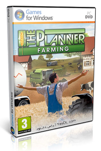 دانلود بازی The Planner Farming برای PC