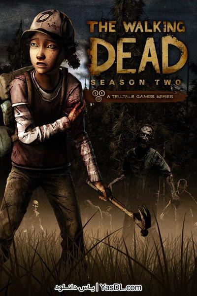 دانلود بازی The Walking Dead Season 2 برای PC