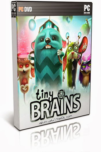 دانلود بازی Tiny Brains برای PC