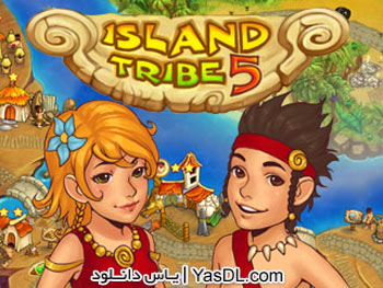 دانلود بازی Island Tribe 5 برای PC