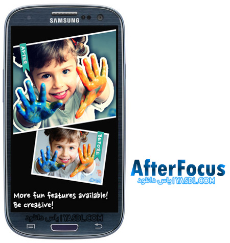 دانلود AfterFocus 1.3.3 - نرم افزار عکاسی حرفه ای برای اندروید