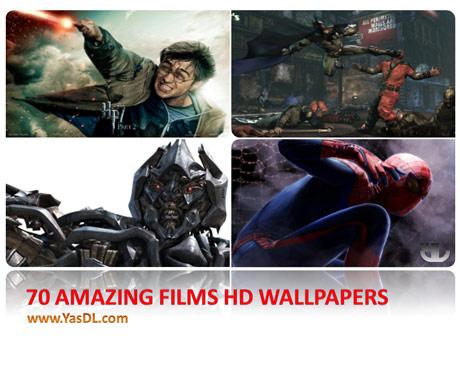 دانلود مجموعه 70 والپیپر فیلم Amazing Film HD Wallpapers