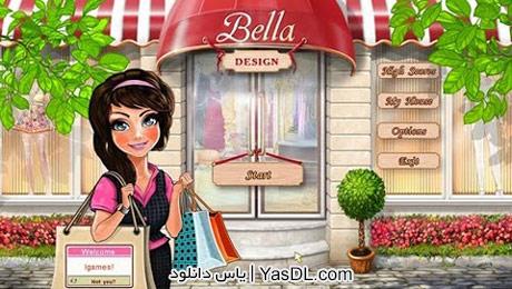 دانلود بازی مدیریت فروشگاه Bella Design برای کامپیوتر