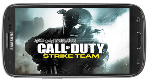 دانلود بازی Call of Duty Strike Team 1.0.40 برای اندروید + نسخه پول بی نهایت