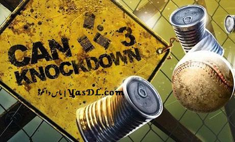 دانلود بازی Can Knockdown 3 Full برای اندروید + دیتا