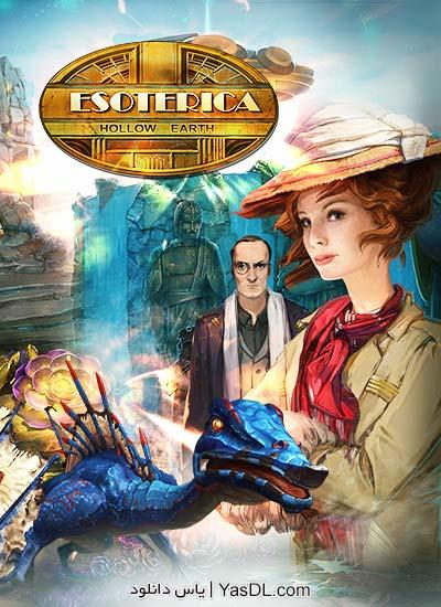 دانلود بازی فکری Esoterica Hollow Earth برای کامپیوتر