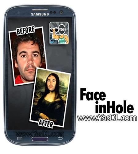 دانلود Face in Hole v3.4.2 - قرار دادن چهره در عکس برای اندروید