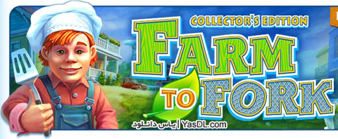 دانلود بازی Farm to Fork Collectors Edition برای PC