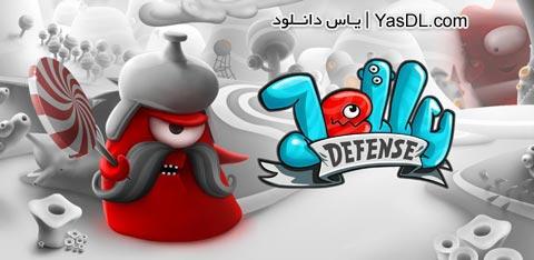 دانلود بازی Jelly Defense 1.24 برای اندروید + نسخه بی نهایت