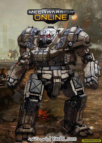 دانلود بازی MechWarrior Online برای PC