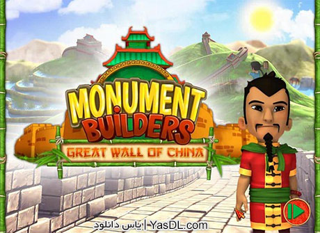 دانلود بازی کم حجم Monument Builders 7 برای PC