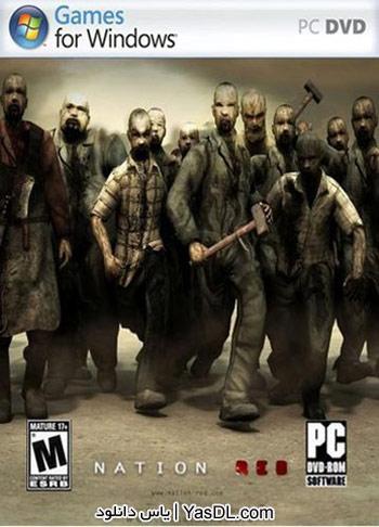 دانلود بازی Nation Red برای PC