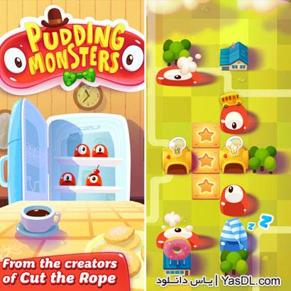 دانلود بازی Pudding Monsters 1.2.6 برای آندروید