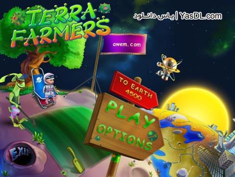 دانلود بازی کم حجم TerraFarmers برای PC