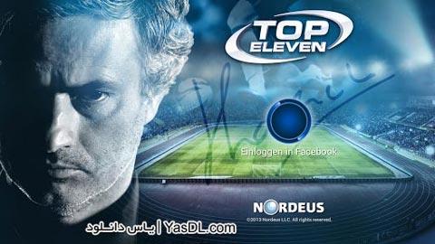 دانلود بازی Top Eleven 2.17 - بازی مربیگری فوتبال برای اندروید