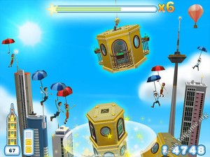 Tower Bloxx Deluxe Screenshot 1