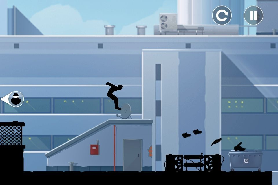 Vector 1.2.1 Parkour Game For Android + Unlimited Version